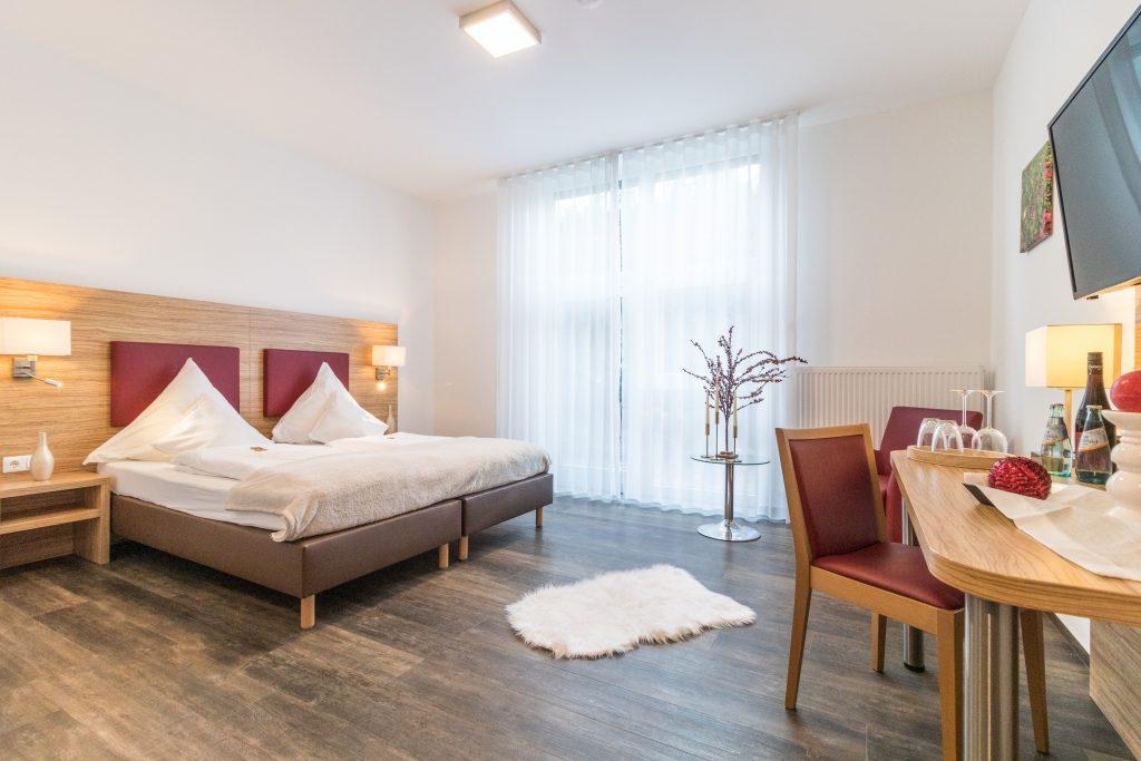 N8 Hotel Doppelzimmer 1